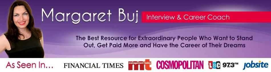Margaret Buj - Interview and Career Coach