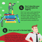 10 Resume Tips That Will Help You Get Hired [infographic]